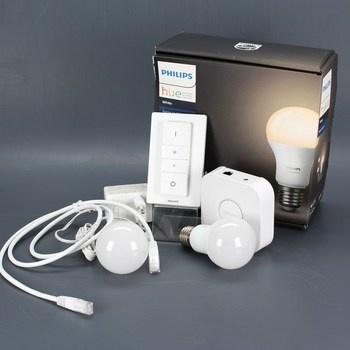 Stmívatelná žárovka Philips Hue Starter Kit