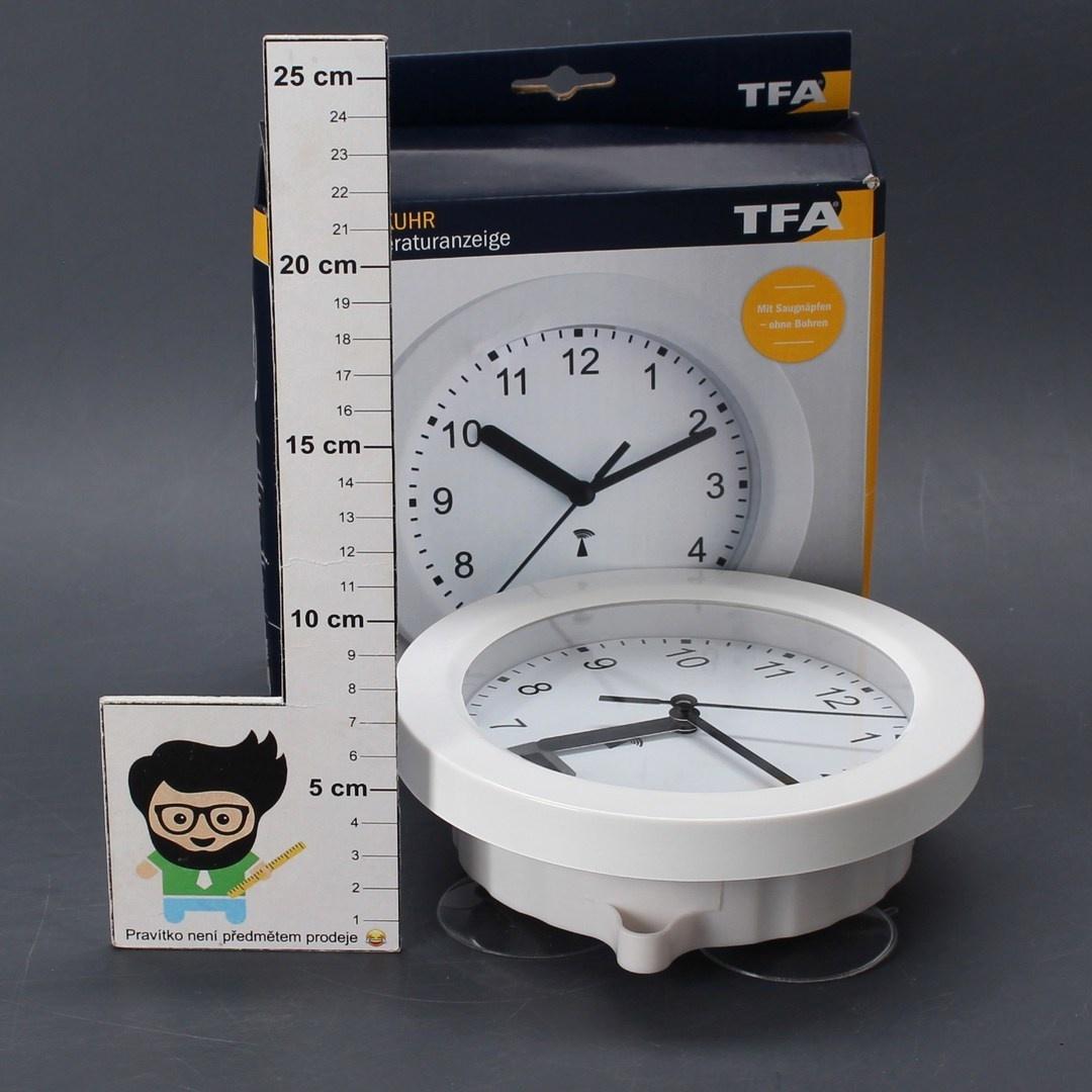 Analogové hodiny TFA Dostmann 60.6501
