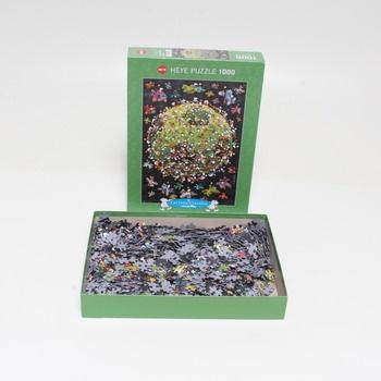 Rodinné puzzle Heye 9359¨