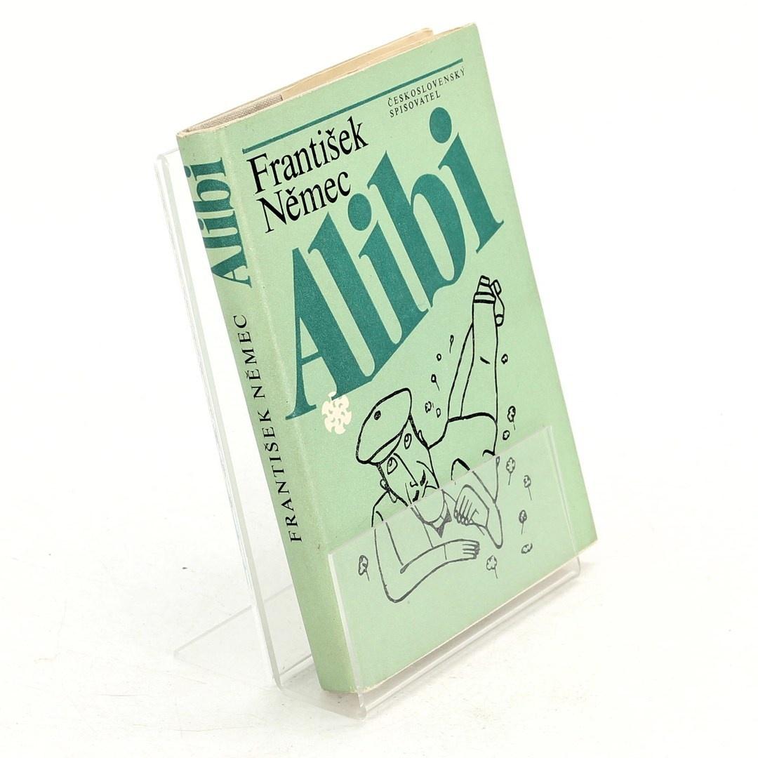 Kniha František Němec: Alibi