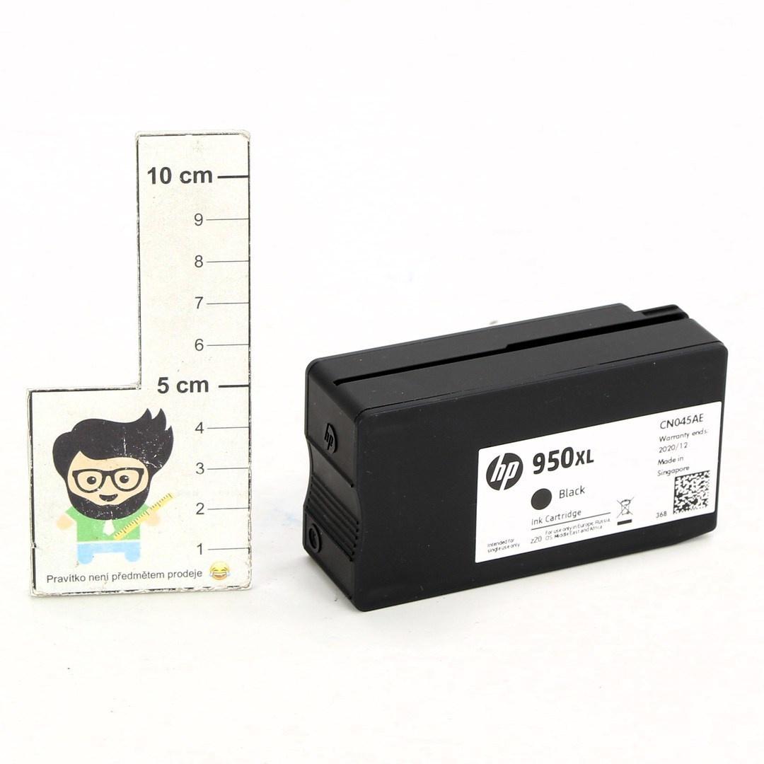 Inkoustová kazeta HP 950XL černá