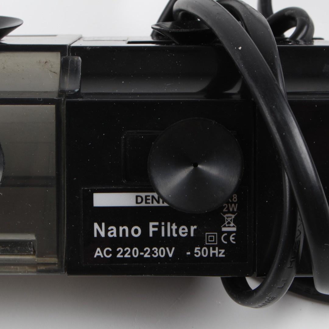 Akvarijní filtr pro malá akvária DENNERLE