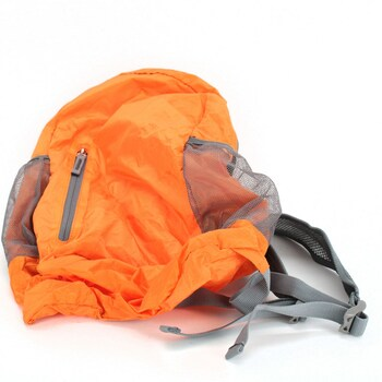 Batoh AmazonBasics oranžový
