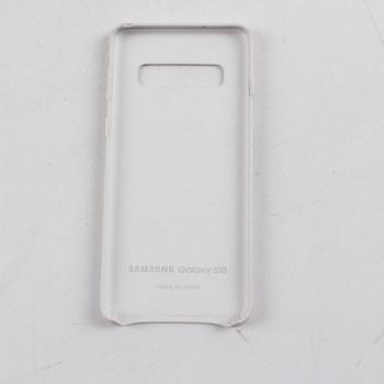 Ochranný kryt pro Samsung Galaxy S10 bílý