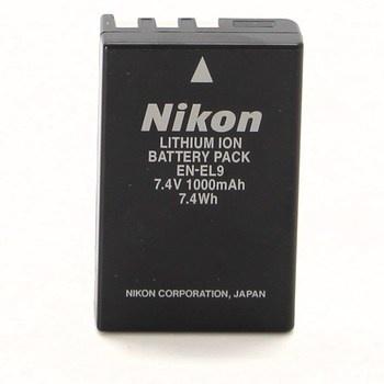 Baterie značky Nikon EN-EL9