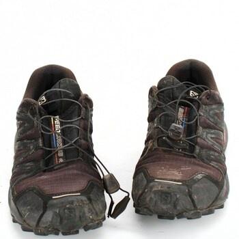 Pánská turistická obuv Salomon L38313000