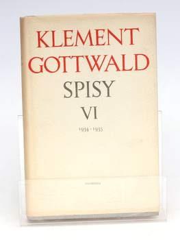 Kniha Klement Gottwald: Spisy Vl
