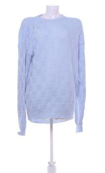 Dámský zimní svetr Gibato modrý