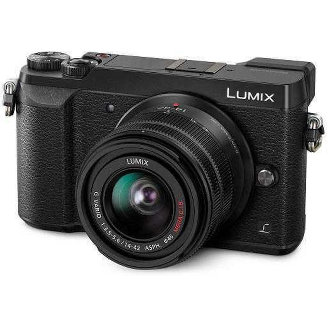 Digitální fotoaparát Panasonic DMC-GX80 + 12-32 mm