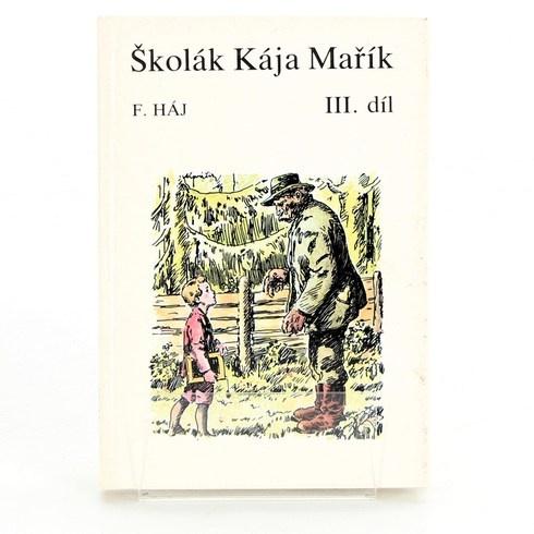 Kniha Felix Háj: Školák Kája Mařík 3. díl