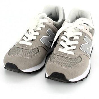 Dámské tenisky New Balance WL574EB šedé 37