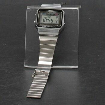 Pánské digitální hodinky Casio A700WE-1AEF