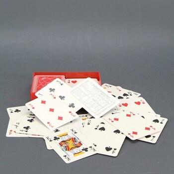 Karty Dal Negro 024132 papírové
