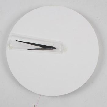 Nástěnné hodiny Artemio bez potisku bílé