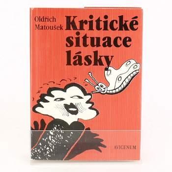 Kniha Kritické situace lásky Oldřich Matoušek