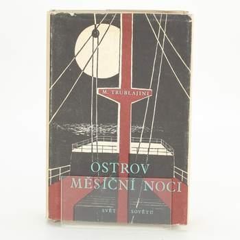 Kniha Ostrov měsíční noci