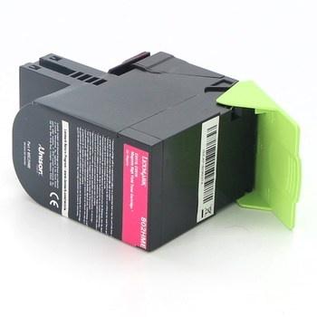 Toner Lexmark 80C20M0 purpurová