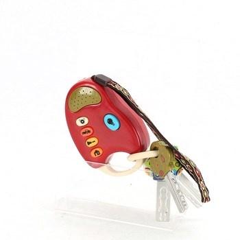 Plastová klíčenka B.Toys BX1747Z