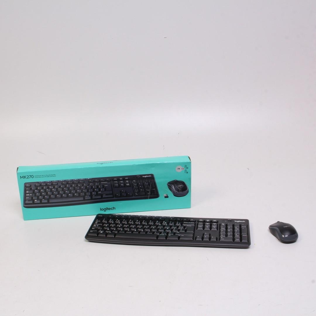 Set klávesnice a myši