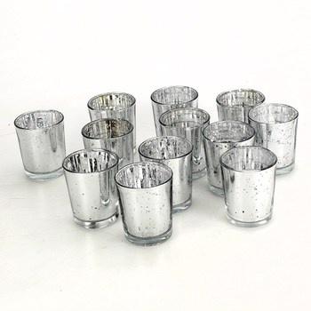 Svícny na čajové svíčky Artis 12 ks
