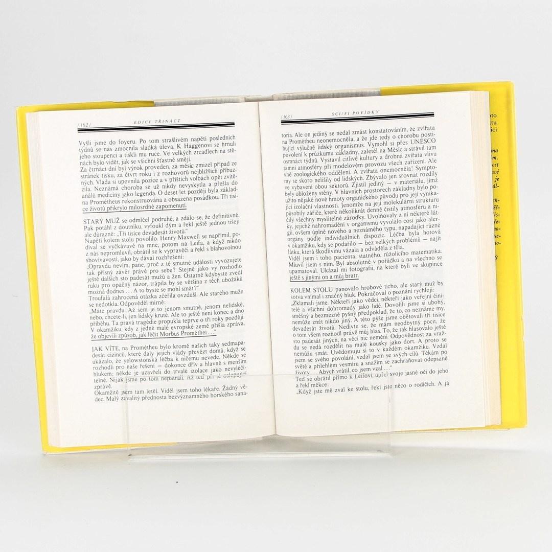 Kniha Lidé ze souhvězdí lva