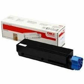 Originální toner OKI 45862818 černá