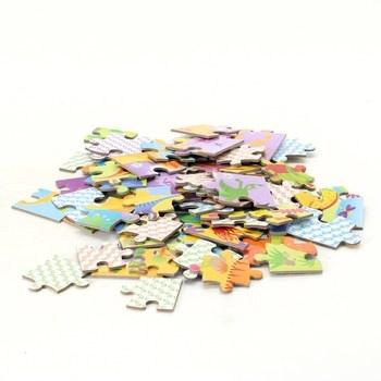 Dětské puzzle Galt 4 puzzle v boxu