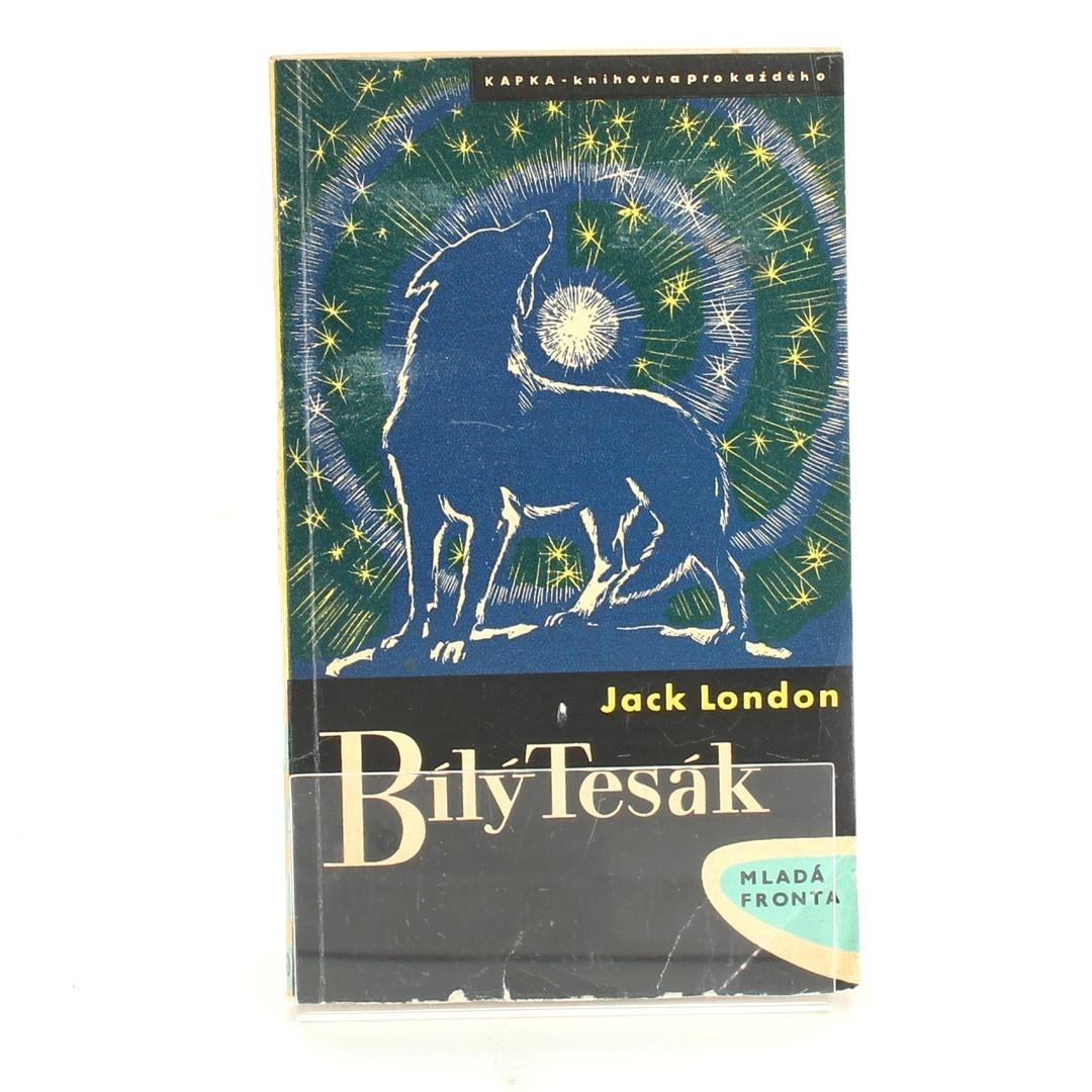 Kniha Jack London: Bílý Tesák