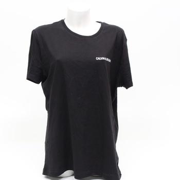 Pánské tričko Calvin Klein Jeans černé