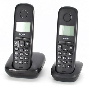 Bezdrátový telefon Gigaset A170 Duo