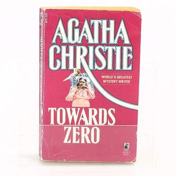 Kniha Towards Zero Agatha Christie