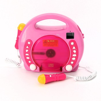 CD přehrávač X4-Tech 701354