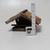 Dřevěné krmítko pro ptáky Erdtmann