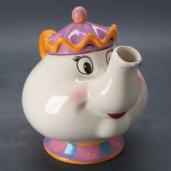 Konvička na čaj Paladone Mrs Potts Tea