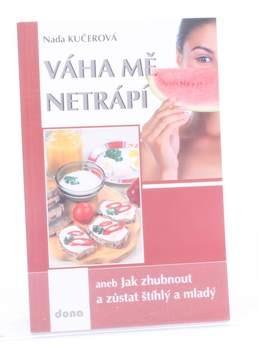 Kniha Naďa Kučerová: Váha mě nepatří