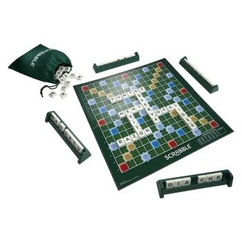 Stolní hra Mattel 51280 Scrabble Original ES