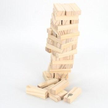 Dřevěné hrací kostky Noris 606101020
