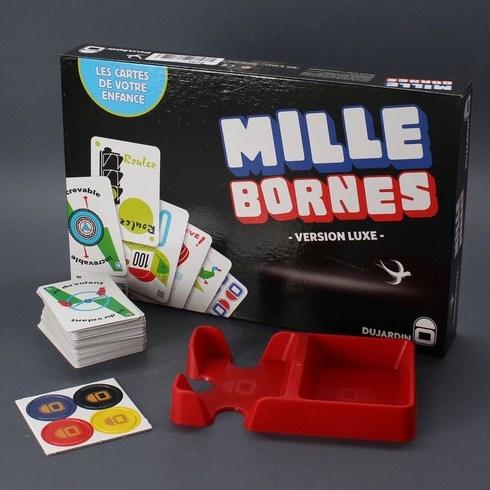 Karetní hra Dujardin 59027 Milles Bornes