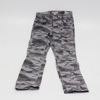 Pánské kalhoty GAT maskáčové