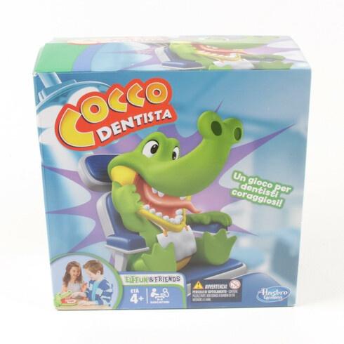 Hra Hasbro Cocco dentista