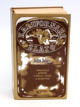 Kniha John Jakes: Kalifornské zlato