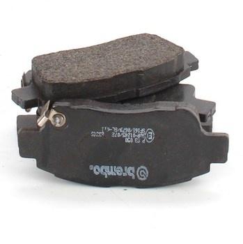 Brzdové destičky Brembo P83050