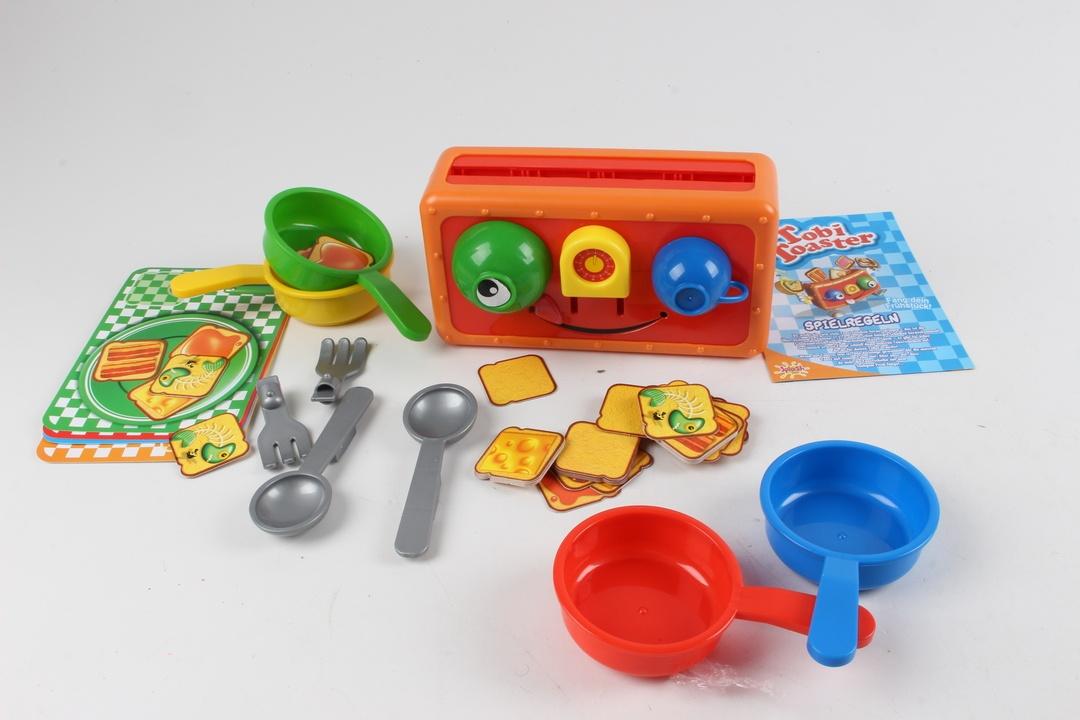 Stolní hra Tobi Toaster od Splash Toys