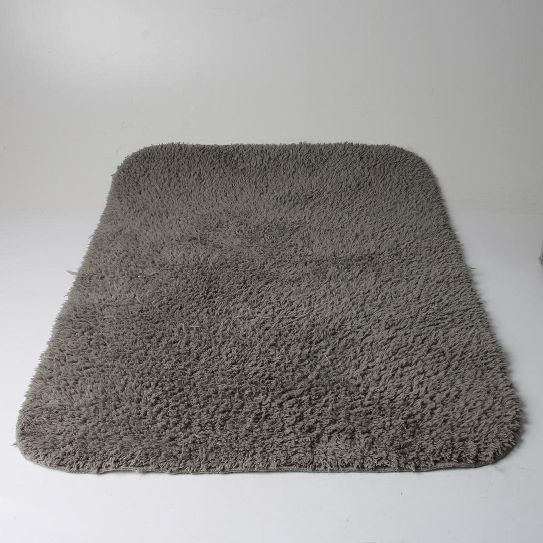 Koberec šedo hnědý