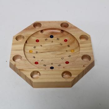 Ruleta RelaxDays 10023510 dřevěná