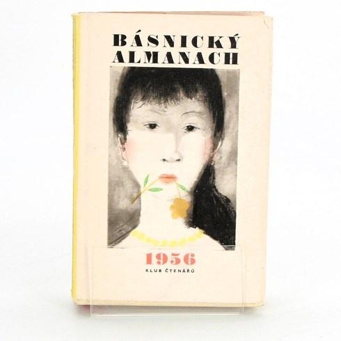 Kniha Básnický almanach 1956