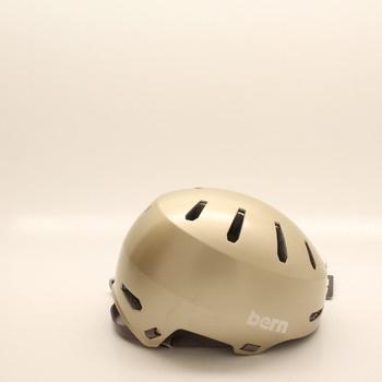 Cyklistická přilba Bern Macon 2.0 vel. 52-55