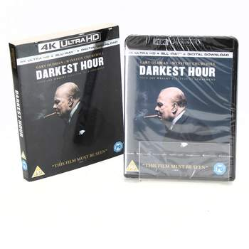 Blu-ray film Darkest Hour 4K UltraHD