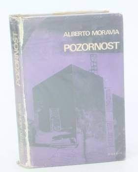 Román A. Moravia: Pozornost