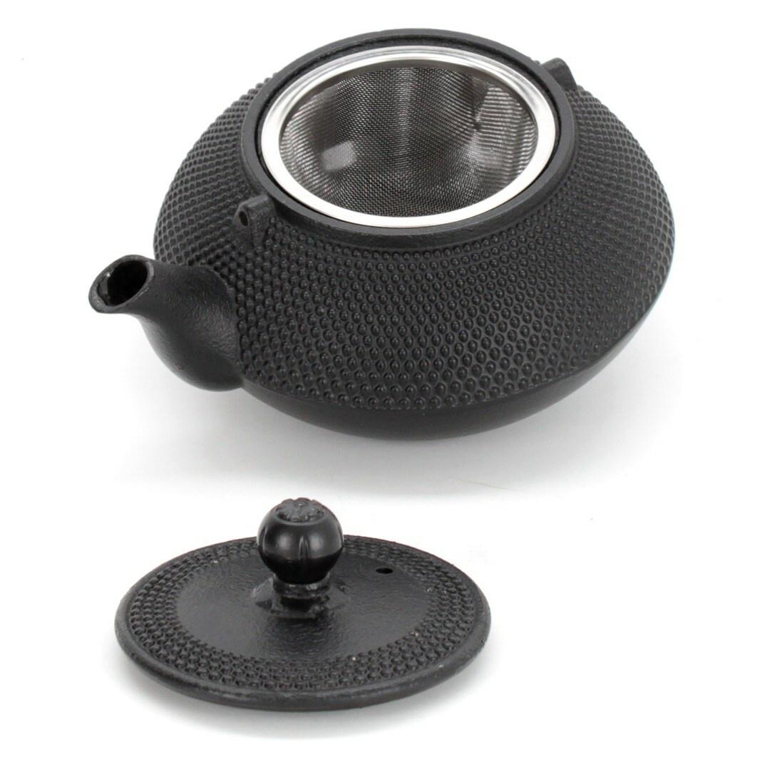 Černá konvička Kitchen Craft